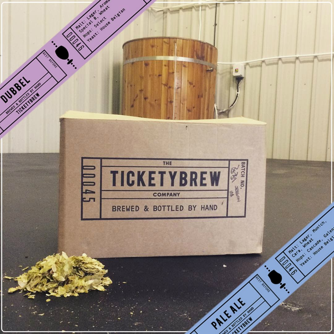 Ticketybrew