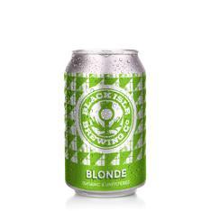Blonde Organic Can