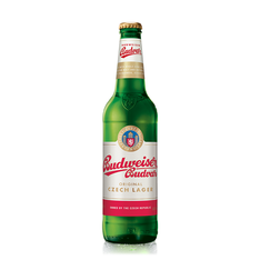 500ml Budvar Original