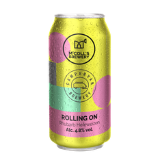 Rolling On (with Campervan Brewery)
