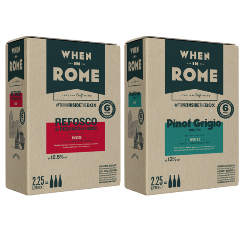 2 Boxes by When In Rome