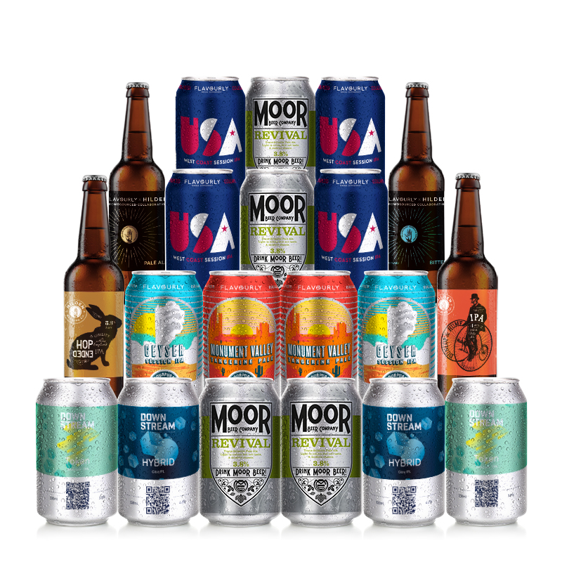 Mixed Case by Flavourly