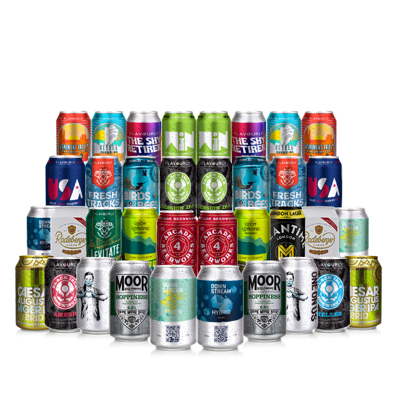 Mixed 36 Case by Flavourly
