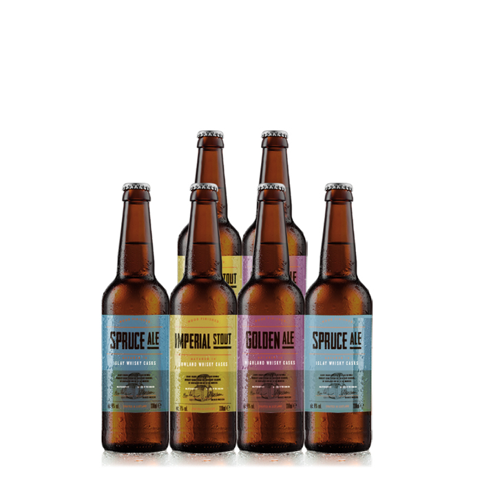 Mixed Case by Clan Brewing Co