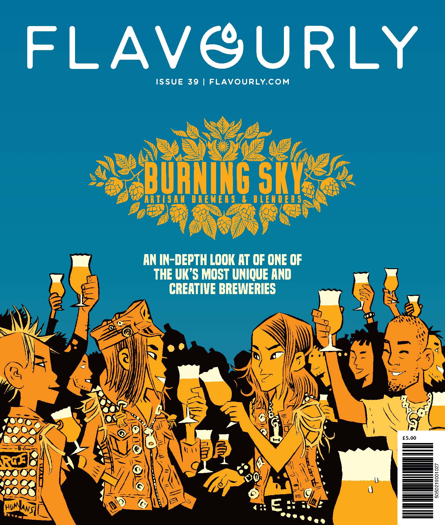 ISSUE 39 by Flavourly Magazine