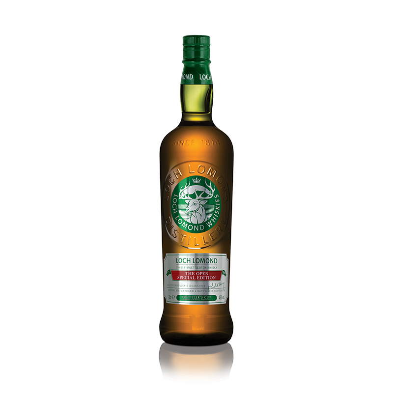 Open Special Edition – Distillers Cut by Loch Lomond