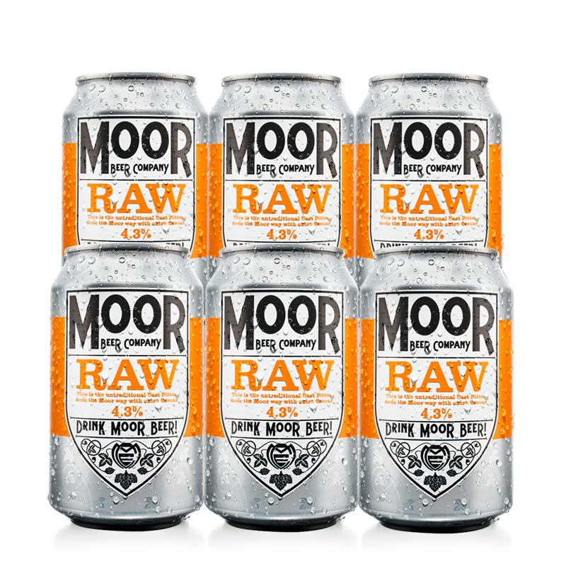 RAW by Moor Beer