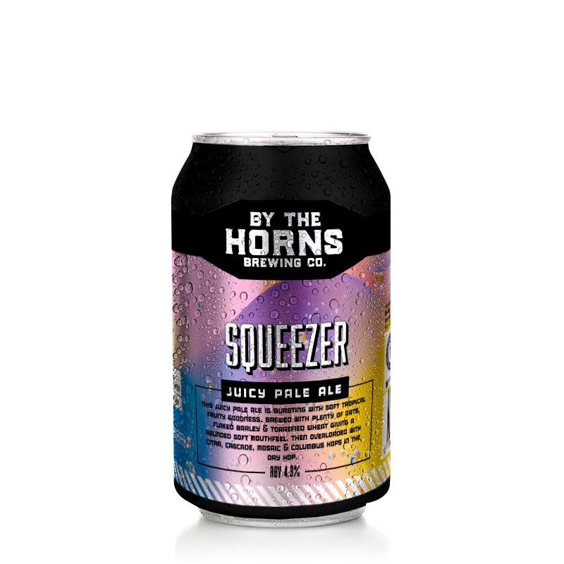 Squeezer by By the Horns Brewing