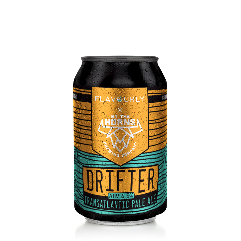 Drifter by By the Horns Brewing