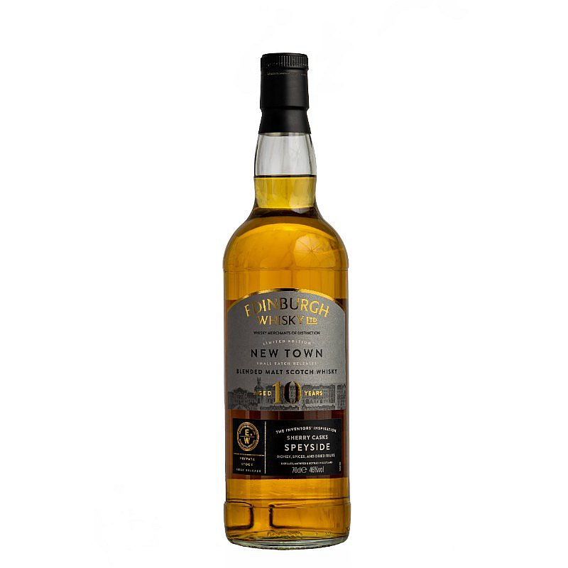 Edinburgh Whisky Blend, Inventors' Inspiration by Edinburgh Whisky