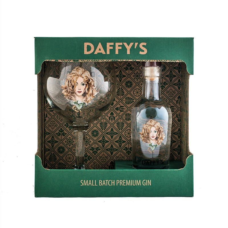 Daffy's Gin 20cl Gift Set by Daffy's Gin