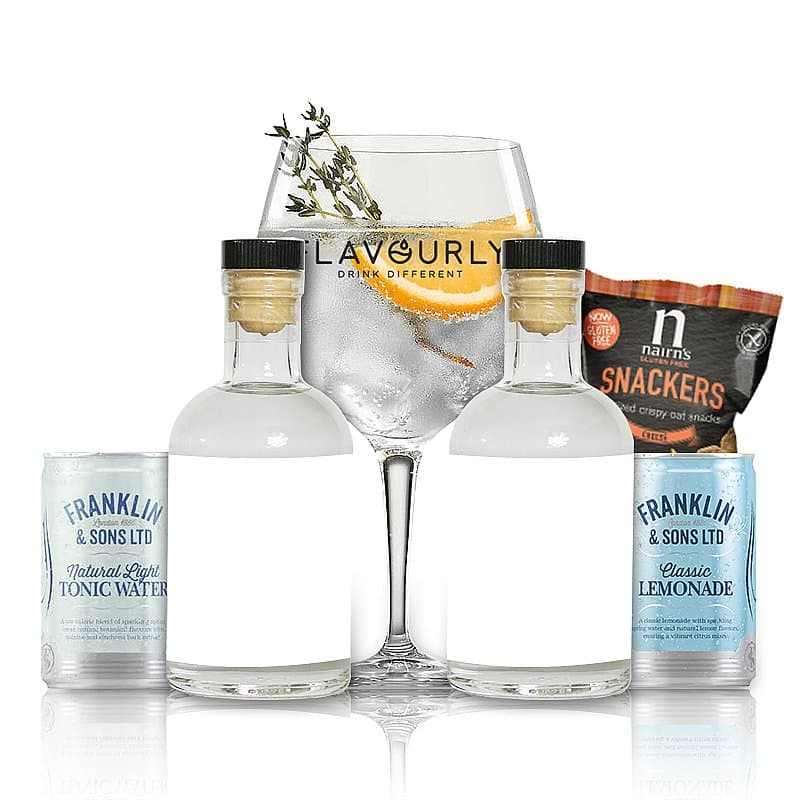 Craft Gin Hamper by Flavourly
