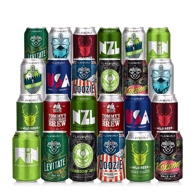 Mixed 24 Case by Flavourly Collaboration Cases