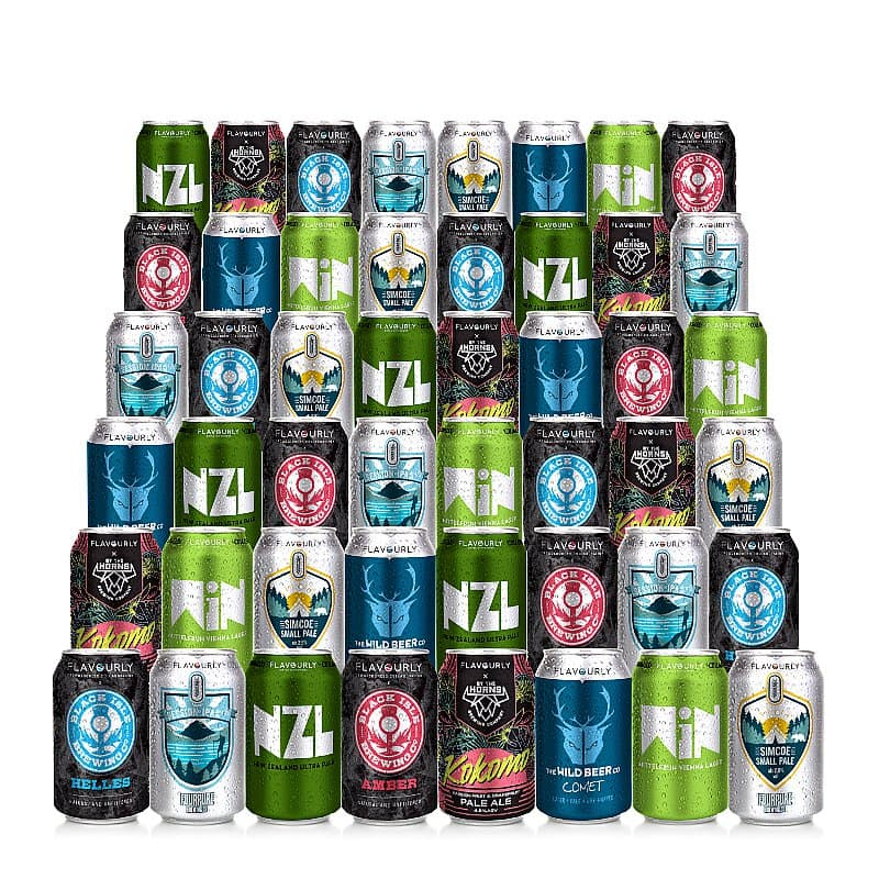 Variety 48 Case by Flavourly Collaboration Cases