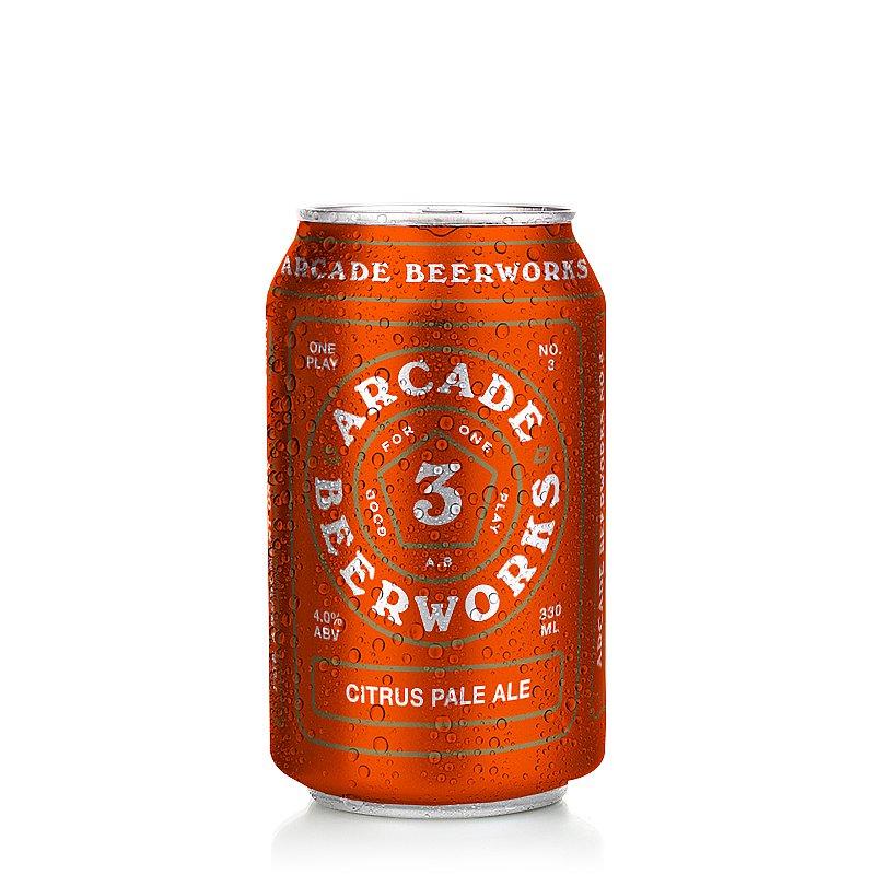 Arcade Beerworks 3 by Arcade Beerworks