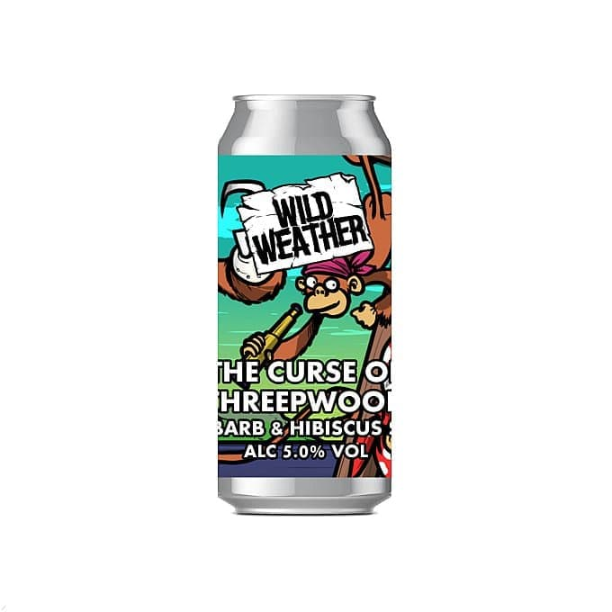 Curse Of Threepwood by Wild Weather Ales
