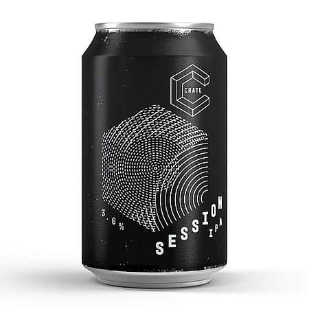 Session IPA by Crate Brewery