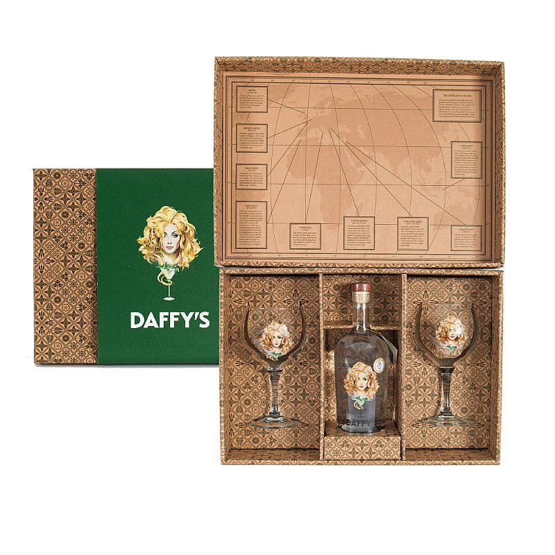 Daffy's Gin Gift Set by Daffy's Gin