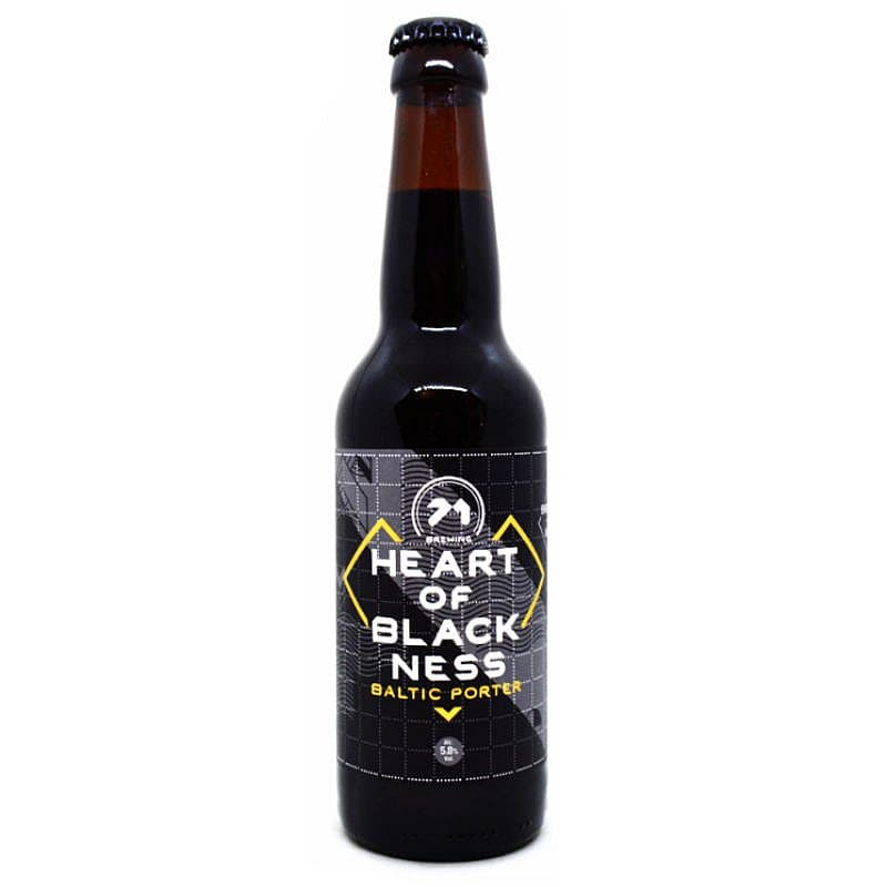 Heart Of Blackness by 71 Brewing