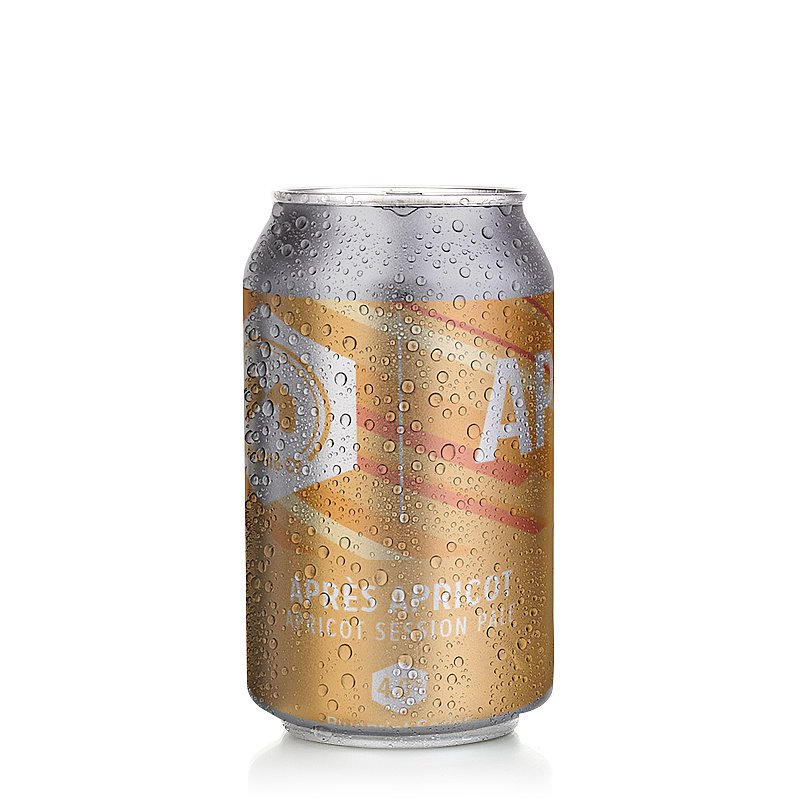 Apres Apricot by 71 Brewing
