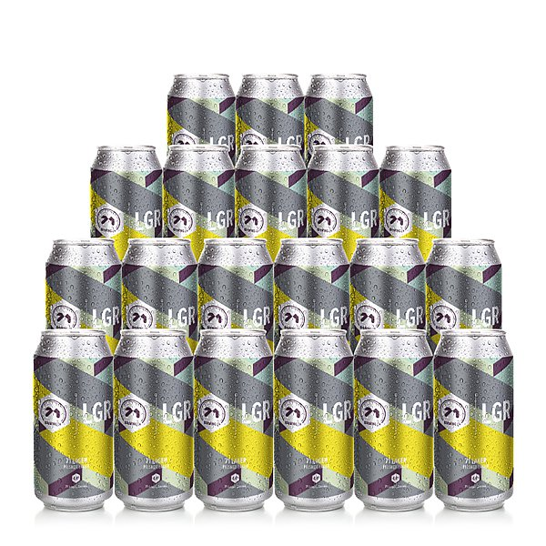 71 Lager 20 Case by 71 Brewing
