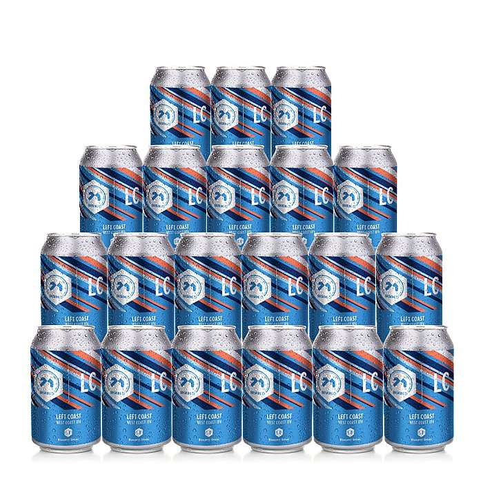 Left Coast West Coast by 71 Brewing