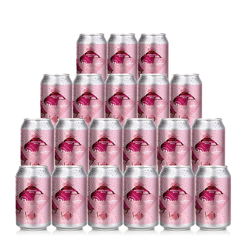 Raspberry Mash 20 Case by 71 Brewing