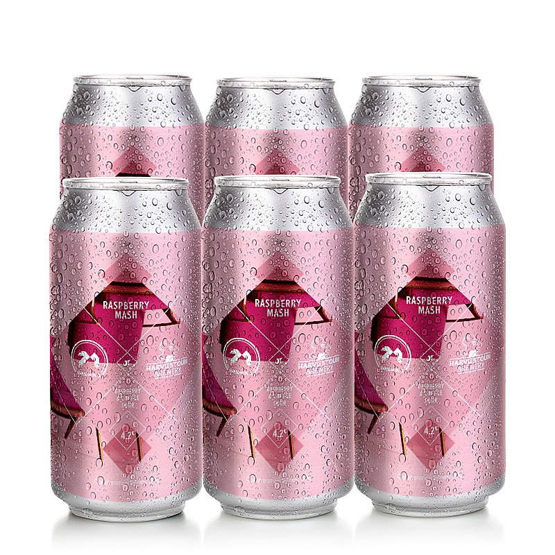Raspberry Mash 6 Case by 71 Brewing
