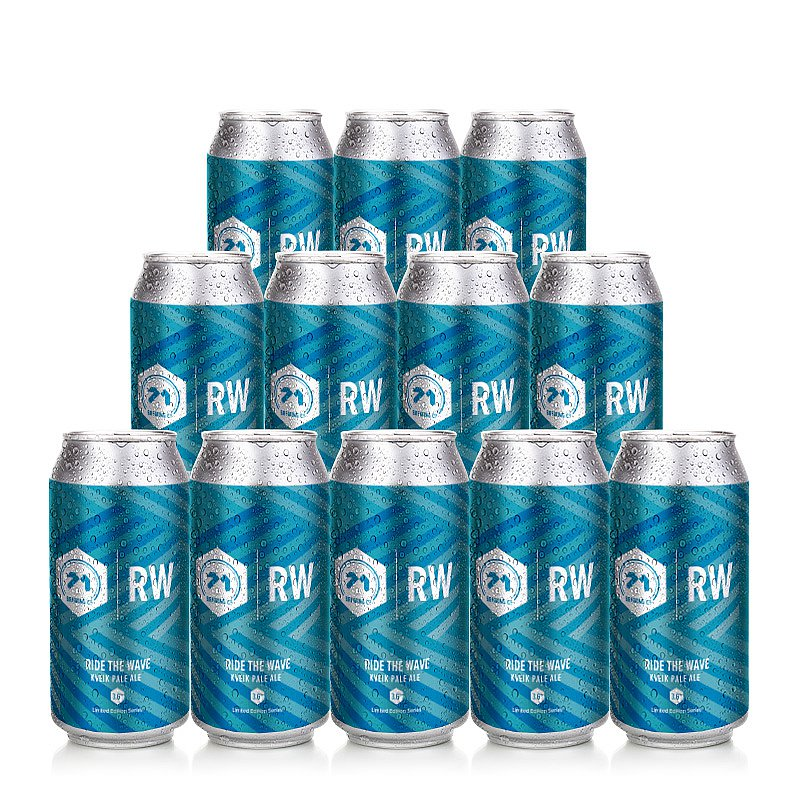Ride The Wave by 71 Brewing