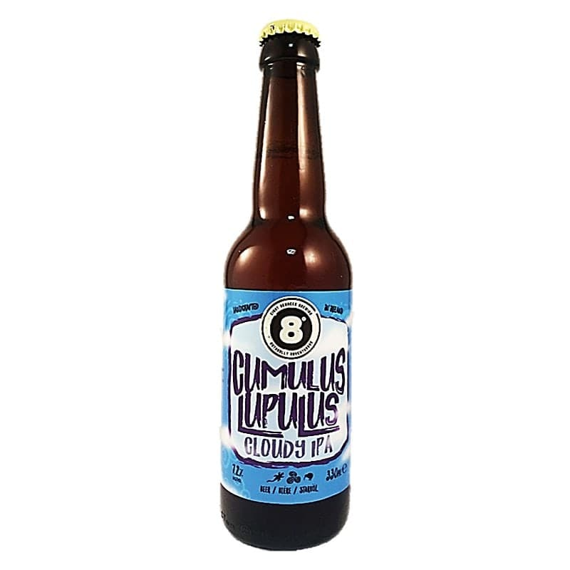 Cumulus Lupulus by Eight Degrees Brewing