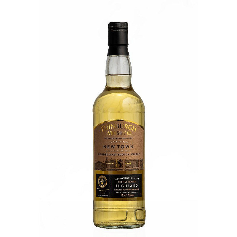 Edinburgh Whisky Blend, The Practitioners' Parcel by Edinburgh Whisky