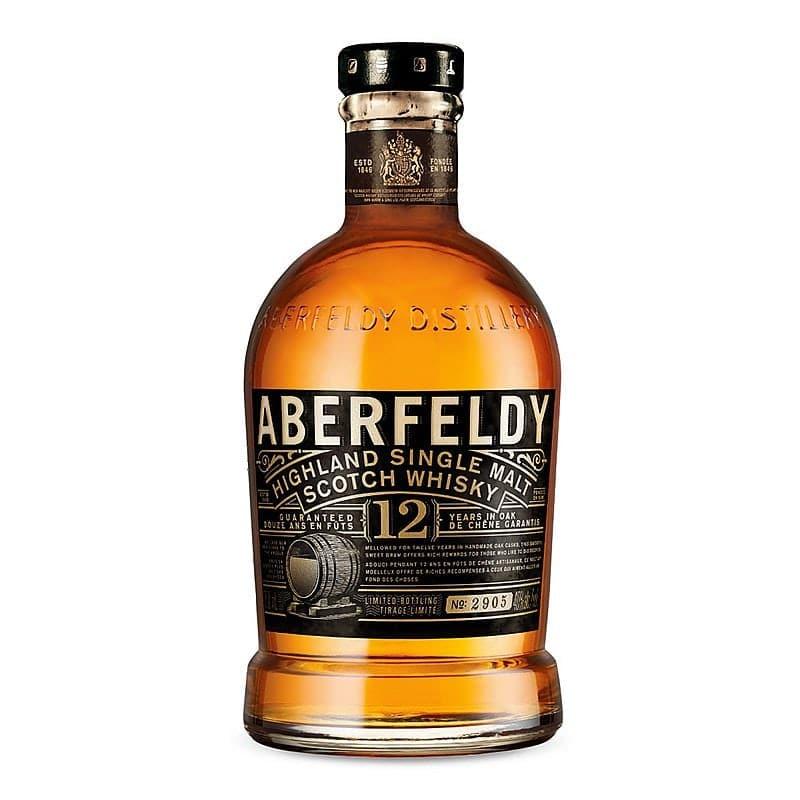 Aberfeldy 12 Y.O. Malt