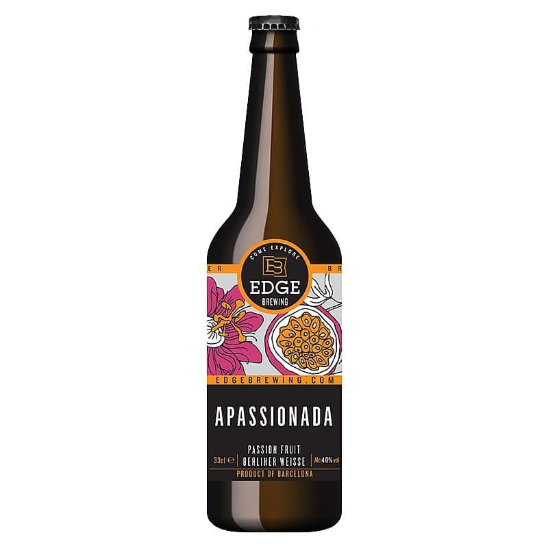Apassionada by Edge Brewing