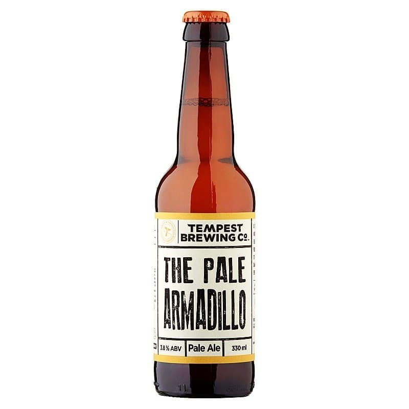 The Pale Armadillo by Tempest Brewery