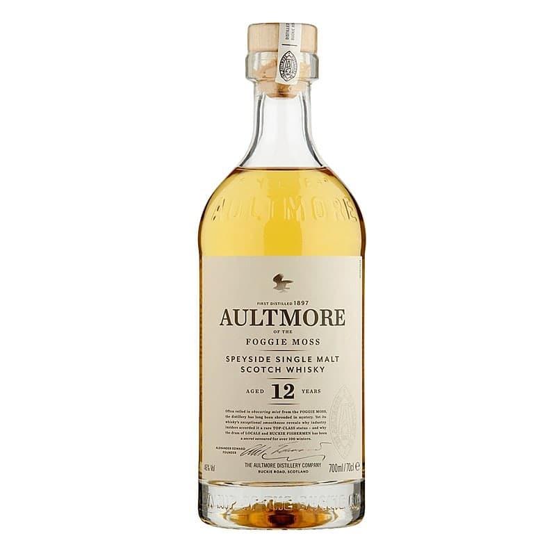 Aultmore 12 Y.O. Malt