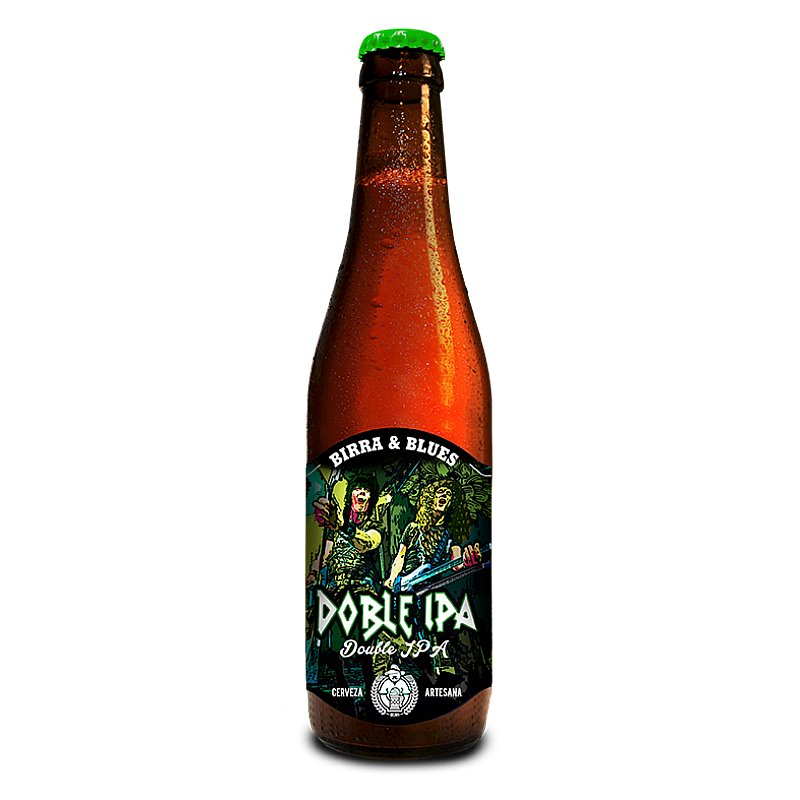 Doble IPA by Birra & Blues