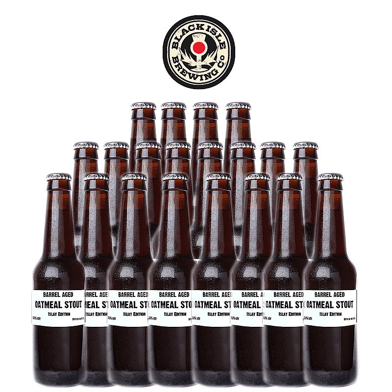 Barrel Aged Stout Ardbeg Edition 20 Case by Black Isle Brewing