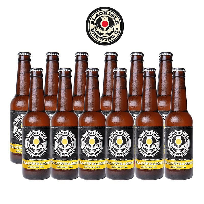 Yellowhammer 12 Case by Black Isle Brewing