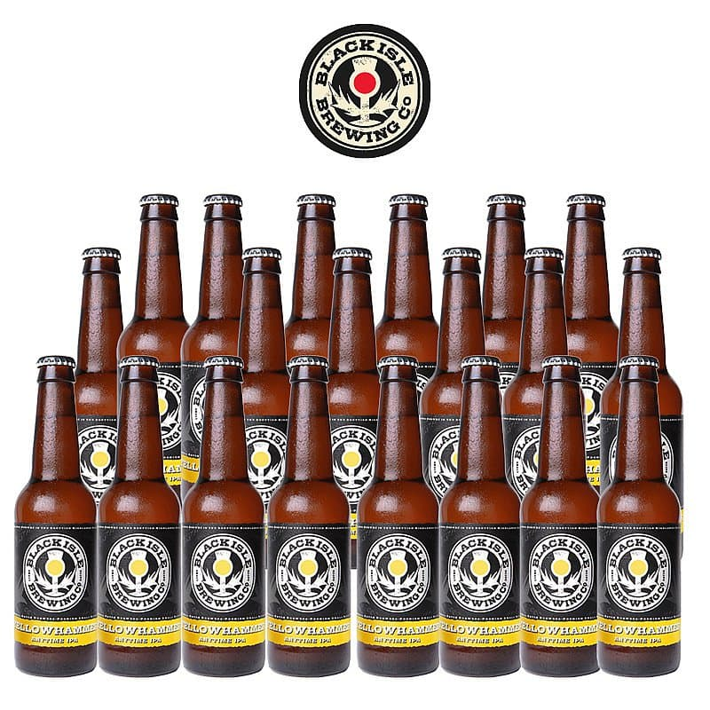 Yellowhammer 20 Case by Black Isle Brewing