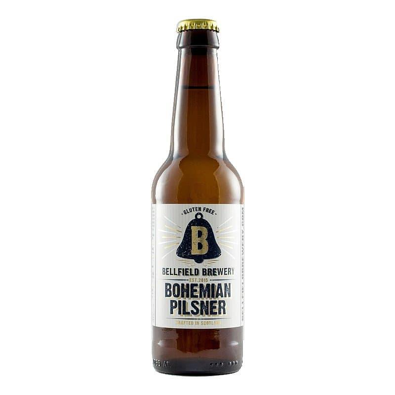 Bohemian Pilsner by Bellfield Brewery