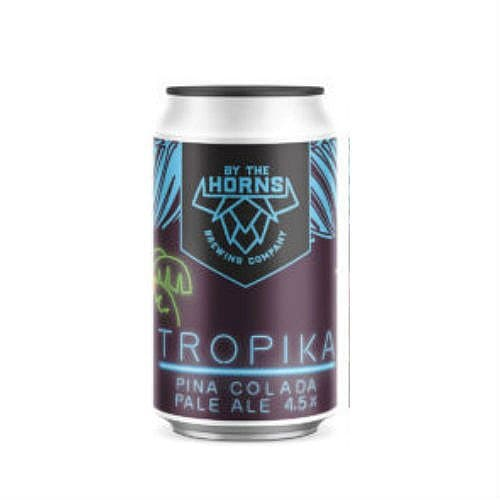 By the Horns Tropika Pina Colada Beer by By the Horns Brewing