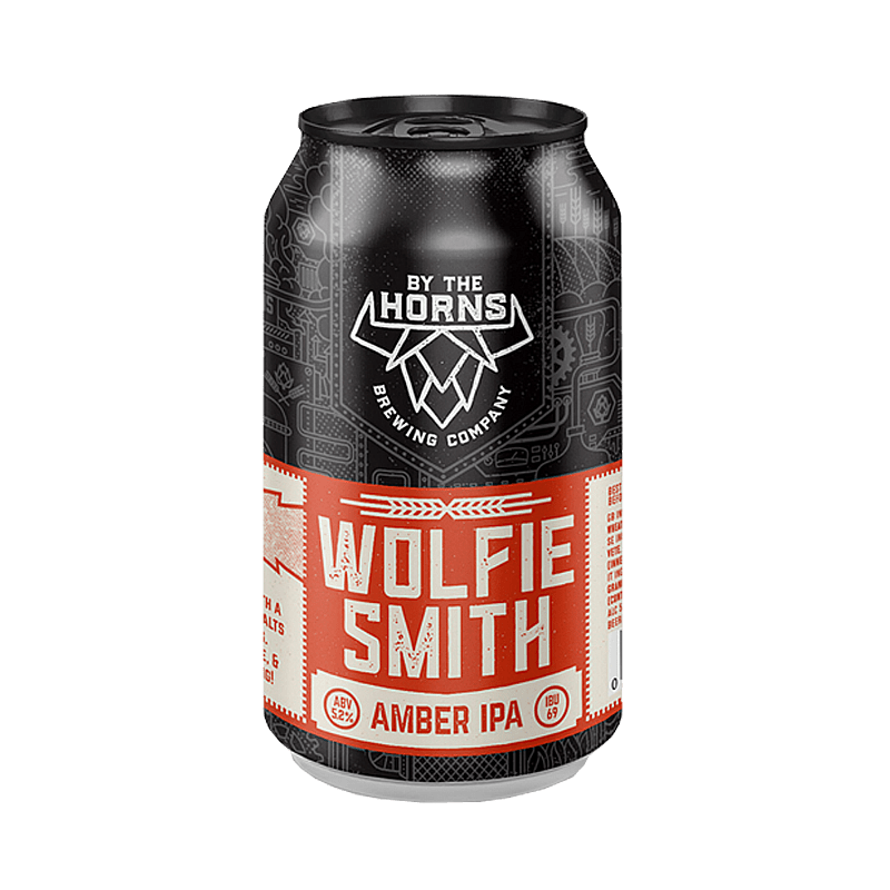 Wolfie Smith by By the Horns Brewing