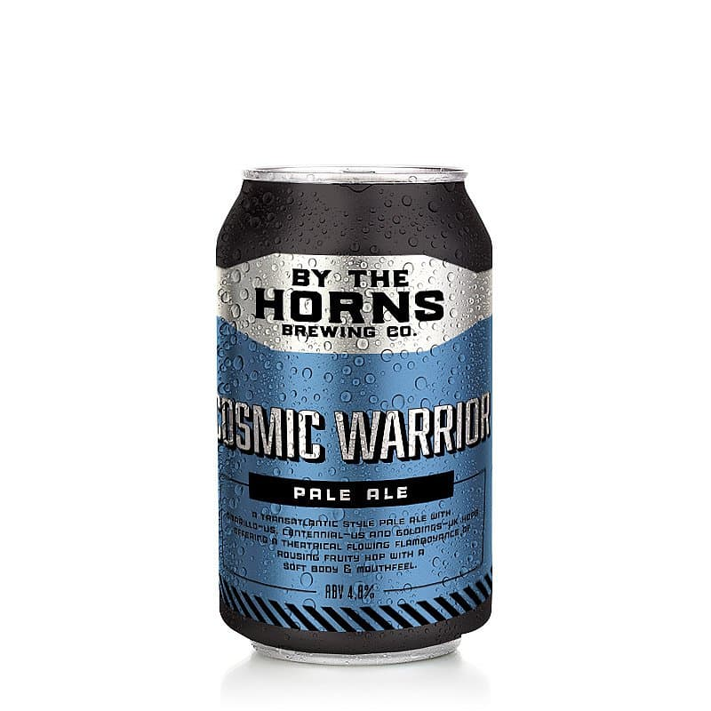 Cosmic Warrior by By the Horns Brewing