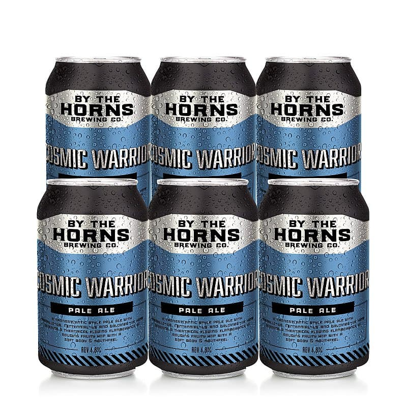 Cosmic Warrior 6 Case by By the Horns Brewing
