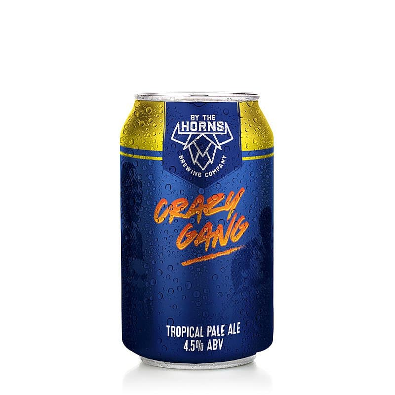 Crazy Gang by By the Horns Brewing