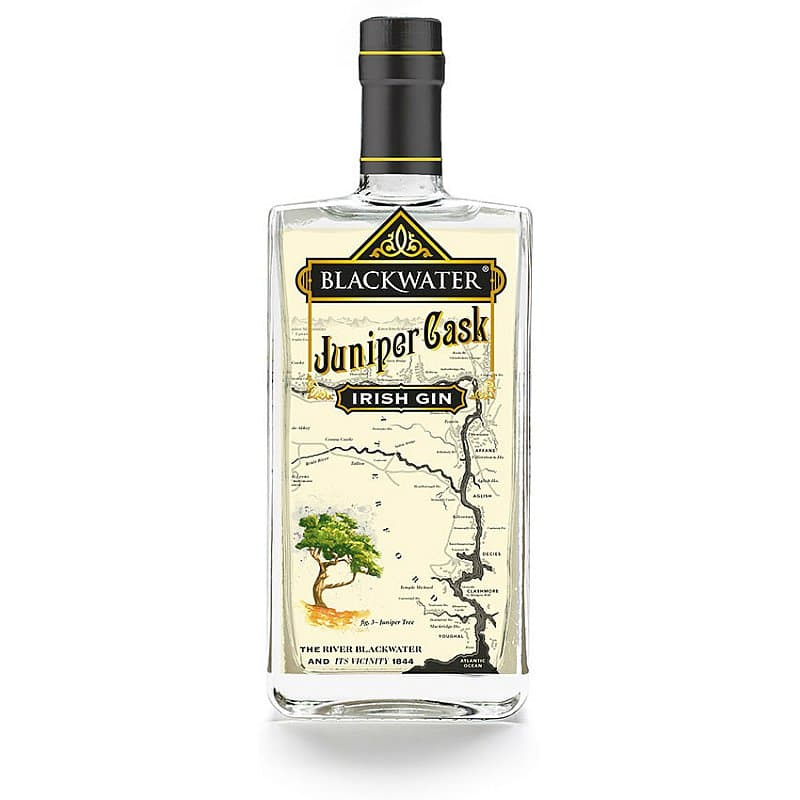 Blackwater Juniper Cask Gin by Blackwater