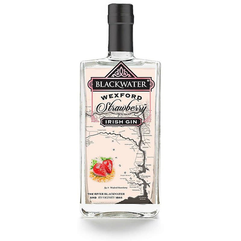 Blackwater Wexford Strawberry Gin by Blackwater