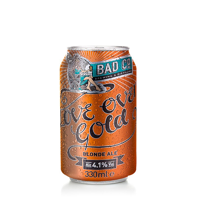 Love Over Gold by BAD Co