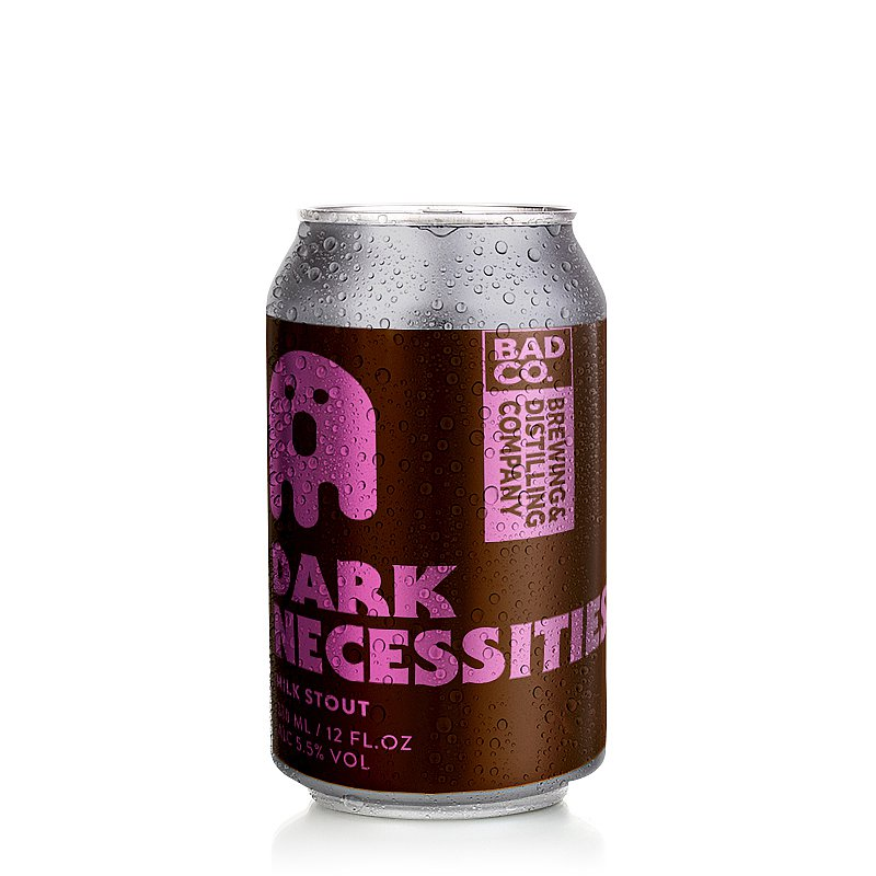 Dark Necessities by BAD Co