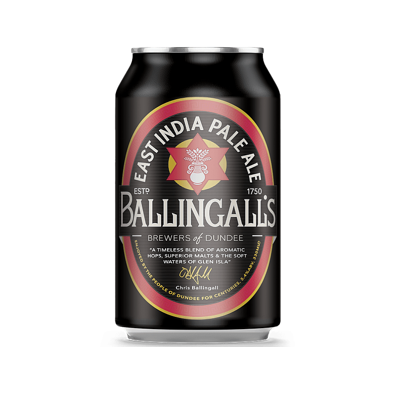 Ballingall's EIPA by 71 Brewing